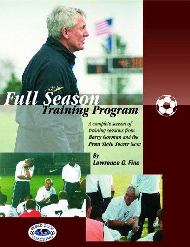 Full Season Training Program: Lawrence Fine