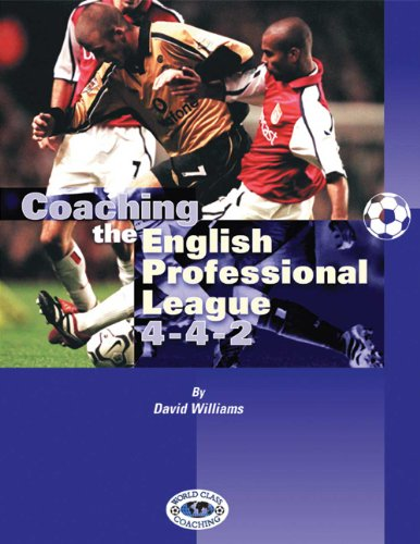 9780971821873: Coaching the English Professional League 4 - 4- 2