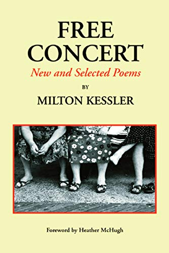 9780971822825: Free Concert: New and Selected Poems