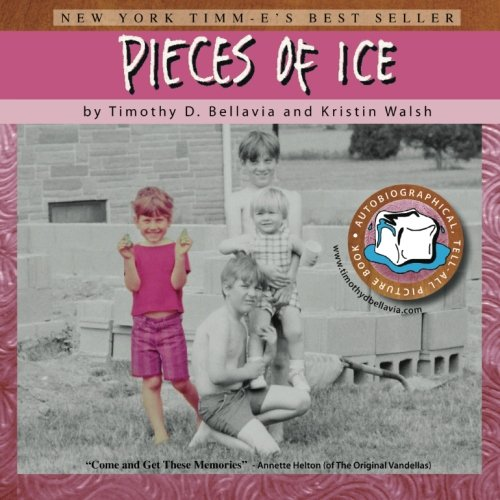9780971823297: Pieces of Ice: An Autobiographical, Tell-All, Picture Book