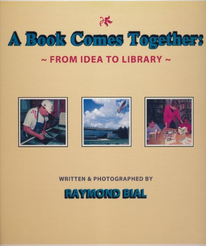 9780971823808: A book comes together: From idea to library