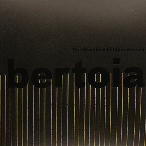 9780971840584: Hary Bertoia: The Standard Oil Commission