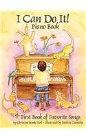 I Can Do It! Piano Book: First: Kril, Christine Bemko