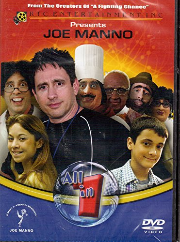 9780971850194: All in One : Joe Manno