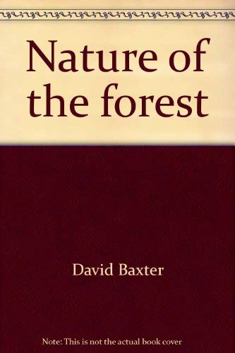 9780971867505: Nature of the forest: Temple-Inland's timberlands in the twenty-first century
