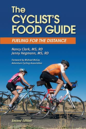 9780971891128: The Cyclist's Food Guide, 2nd Edition: Fueling for the Distance