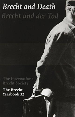 Brecht And Death/Brecht Und Der Tod (Paperback)