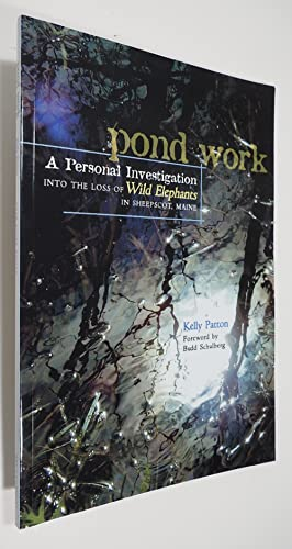 POND WORK: A Personal Investigation into the: Patton, Kelly