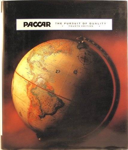 9780971908475: Paccar the Pursuit of Quality