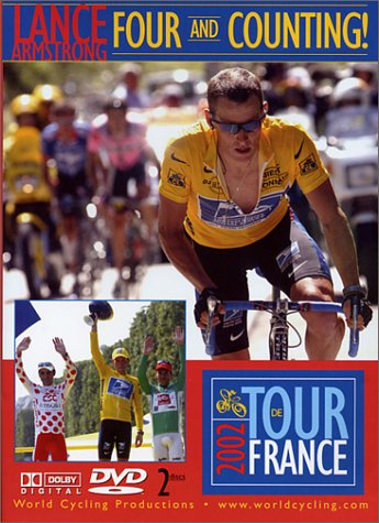 9780971922402: 2002 Tour de France: Four and Counting!