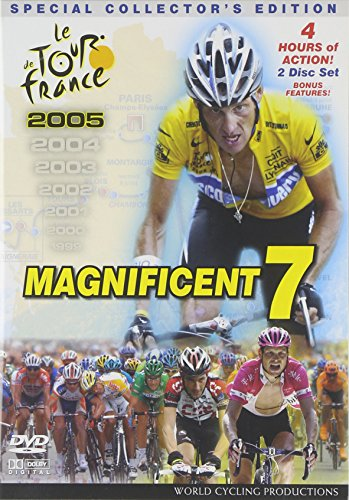 9780971922471: Tour de France 2005 4-hour DVD