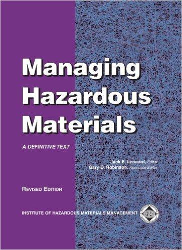 Managing Hazardous Materials
