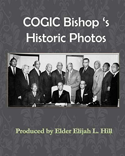 9780971928831: Cogic Bishop's Historic Photos: The Great Cloud of Witinesses