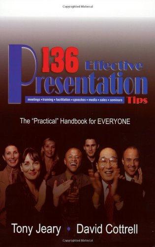 9780971942424: 136 Effective Presentation Tips