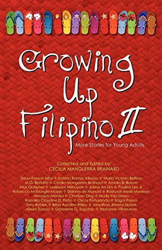 9780971945838: Growing Up Filipino II: More Stories for Young Adults