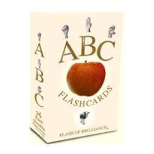 9780971951518: 2: ABC with American sign language manual alphabet: Flashcards