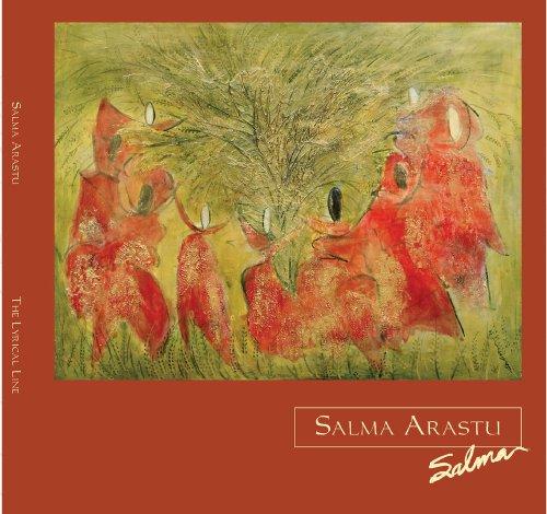 The Lyrical Line: Embracing All and Flowing: Kamlesh, Arastu Salma/