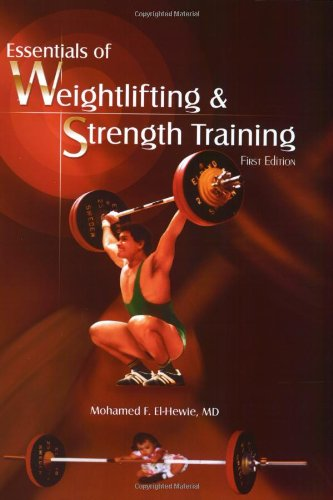 9780971958104: Essentials of Weightlifting and Strength Training