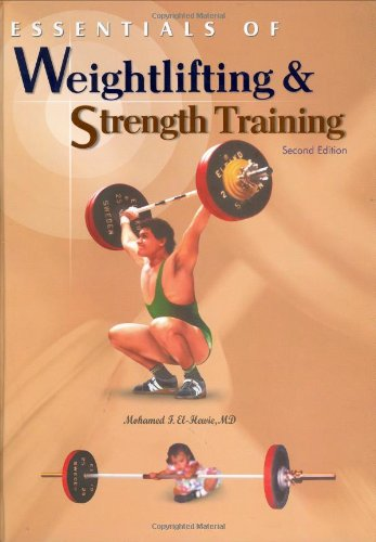 9780971958197: Essentials of Weightlifting and Strength Training