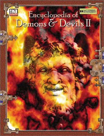 9780971959859: Encyclopedia of Demons & Devils 2 (D20 System)