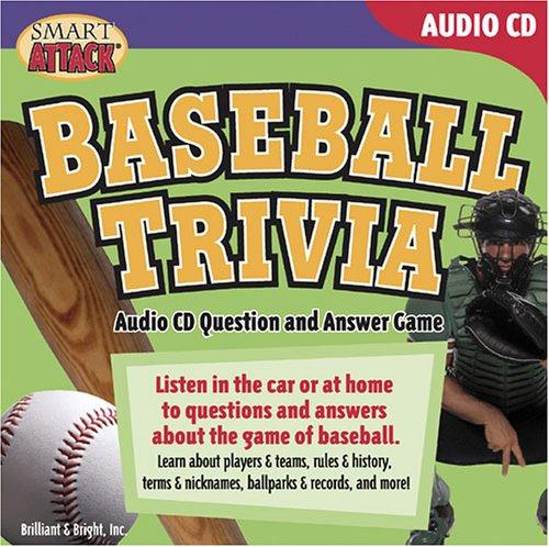 9780971961951: Smart Attack Baseball Trivia