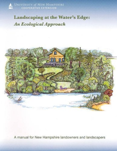 9780971967564: Landscaping at the Water's Edge: An Ecological Approach