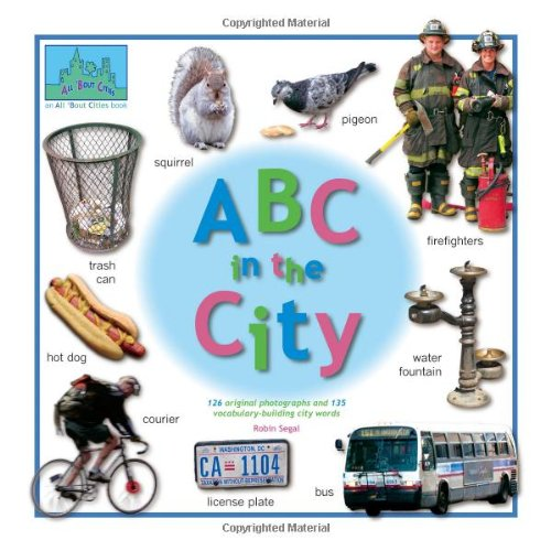 9780971969735: ABC in the City (All 'Bout Cities series)