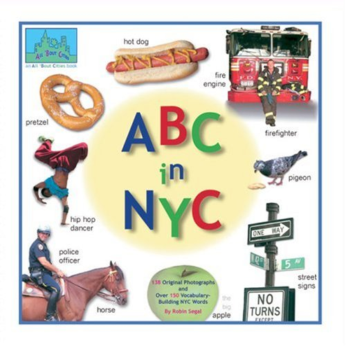 9780971969766: ABC in NYC (All 'Bout Cities)