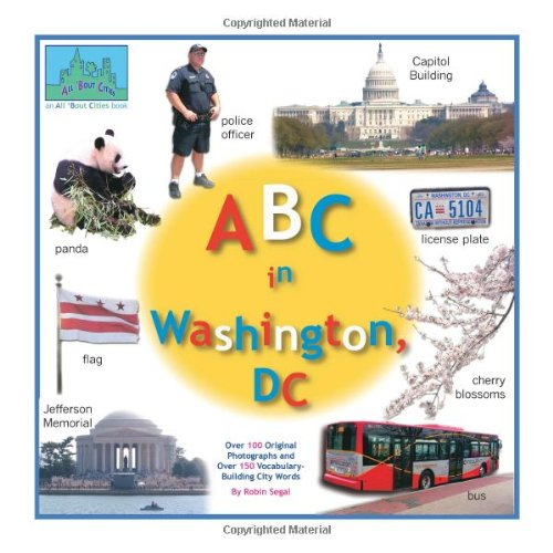 ABC in Washington DC (All 'bout Cities): Segal, Robin