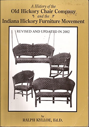 Incredible A History Of The Old Hickory Chair Company Indiana Hickory Gmtry Best Dining Table And Chair Ideas Images Gmtryco