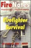 9780971978805: Firefighter Survival
