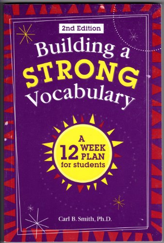 Building a Strong Vocabulary: Carl B. Smith