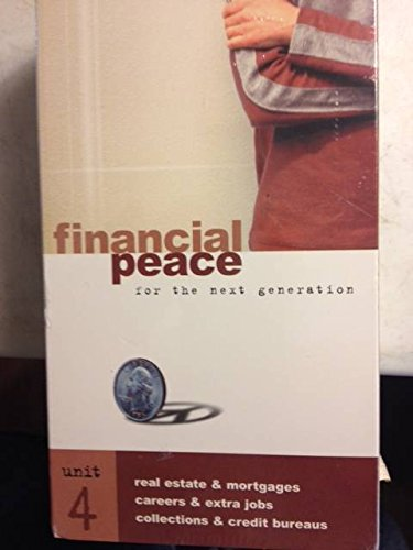 9780972004442: Financial Peace for the Next Generation Unit 3 Dave Ramsey