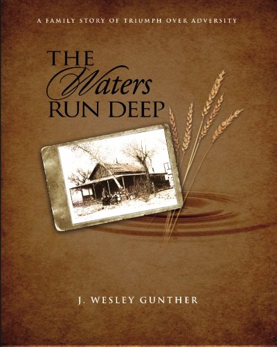 9780972011174: The Waters Run Deep: A family story of triumph over adversity