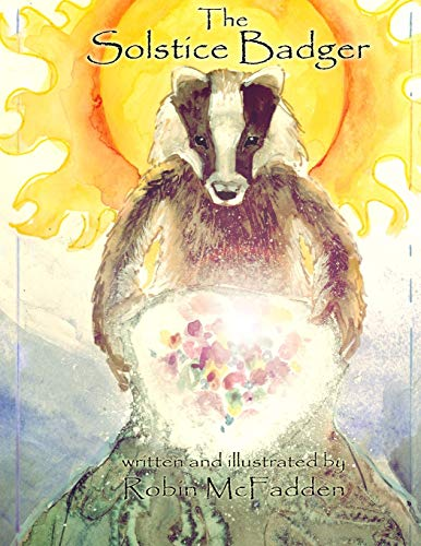 9780972019828: The Solstice Badger