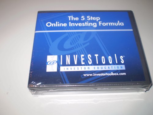 9780972023375: The 5-Step Online Investing Formula