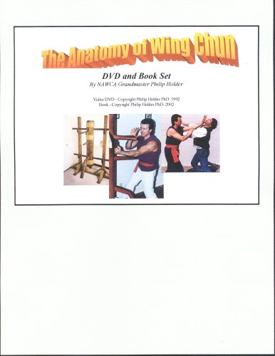 9780972025423: The Anatomy of Wing Chun (Book/Video-DVD Set)
