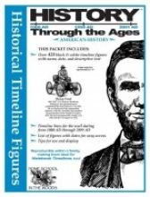 9780972026529: History Through the Ages Timeline Figures America's History (History Through The Ages)