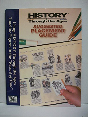 History Through the Ages Suggested Placement Guide: Amy Pak