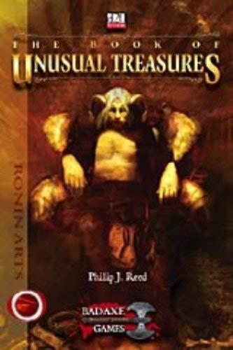 9780972041669: The Book of Unusual Treasures (BAG03301)