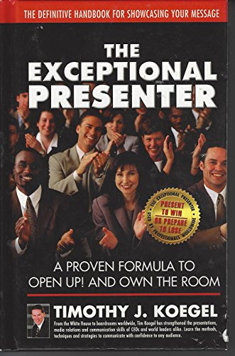 9780972050616: The Exceptional Presenter