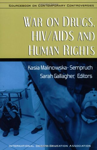 War on Drugs, HIV/AIDS and Human Rights: Kasia Malinowska-Sepruch