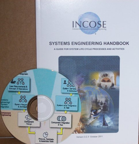 9780972056298: International Council on Systems Engineering, Systems Engineering Handbook : A Guide for System Life Cycle Processes and Activities Version 3. 2. 1