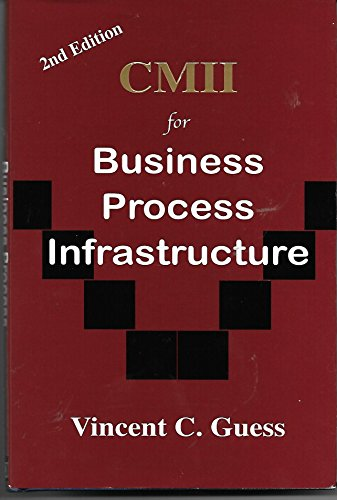 9780972058216: CMII for Business Process Infrastructure
