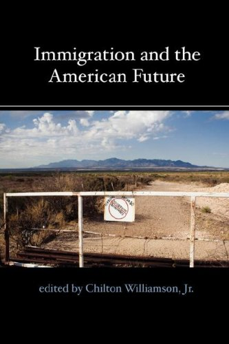 9780972061667: Immigration and the American Future
