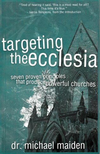 Targeting the Ecclesia: Dr. Michael Maiden