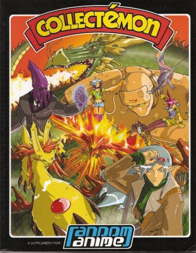 9780972066525: Collectemon (A Supplement for Random Anime)