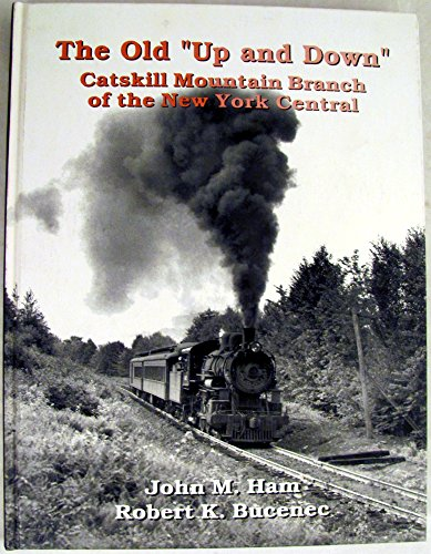 "The Old ""Up and Down"" Catskill Mountain: John M. Ham;"