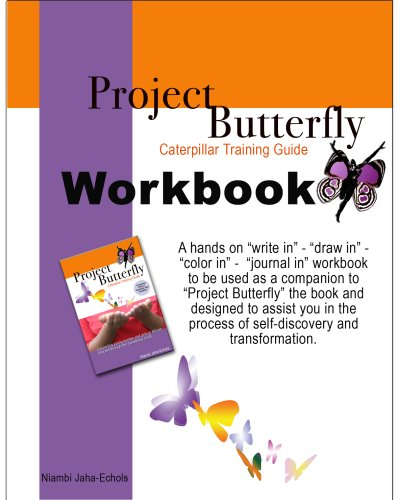 9780972085434: Project Butterfly: Caterpillar Training Guide