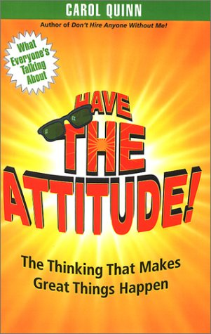 Have the Attitude: Quinn, Carol